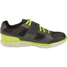 Giro Whynd Shoes Damen dark shadow/highlight yellow